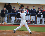 Ole Miss' Alex Yarbrough (2) vs. North Carolina-Wilmington's  at Oxford-University Stadium in Oxford, Miss. on Saturday, February 25, 2012. Ole Miss won 6-4.