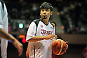 Yuta Tabuse (JPN), JULY 3rd, 2011 - Basketball : Basketball Japanese representative international friendly match 2011, between Japan 69-78 S Oliver Baskets Wuerzburg (GER) at 2nd Yoyogi Gymnasium, Tokyo, Japan. (Photo by Jun Tsukida/AFLO SPORT) [0003].