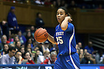 21 December 2014: Kentucky's Makayla Epps. The Duke University Blue Devils hosted the University of Kentucky Wildcats at Cameron Indoor Stadium in Durham, North Carolina in a 2014-15 NCAA Division I Women's Basketball game. Duke won the game 89-68.
