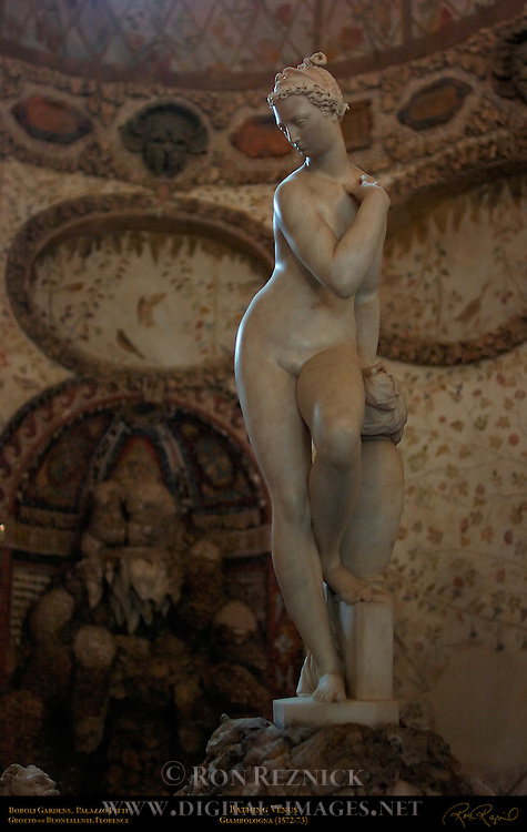 Bathing Venus Giambologna Grotto of Buontalenti Palazzo Pitti Florence