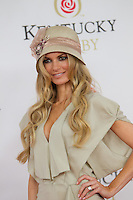 Entertainment - Marisa Miller - Celebrities 2011 Kentucky Derby - Louisville, KY