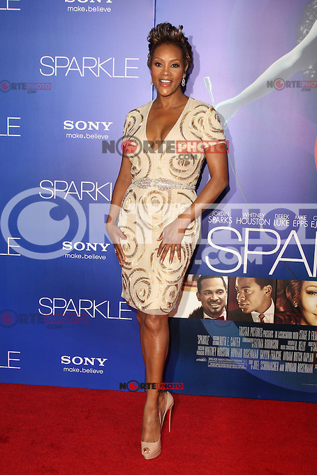 HOLLYWOOD, CA - AUGUST 16: Vivica A. Fox at the 'Sparkle' film premiere at Grauman's Chinese Theatre on August 16, 2012 in Hollywood, California. &copy;&nbsp;mpi26/MediaPunch Inc. /NortePhoto.com<br /> <br /> **CREDITO*OBLIGATORIO** *No*Venta*A*Terceros*<br /> *No*Sale*So*third* ***No*Se*Permite*Hacer*Archivo***No*Sale*So*third*
