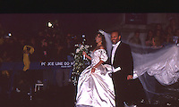 Mariah Carey &amp; Tommy Mottola Wedding 1993<br />
