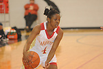 Lafayette High vs. Senatobia in girls high school basketball action at Center Hill High School in Olive Branch, Miss. on Tuesday, February 8, 2011. Lafayette won.