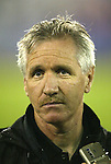 1 August 2003: Power head coach Tom Sermanni. The Boston Breakers defeated the New York Power 3-2 at Mitchel Field in Uniondale, NY in a regular season WUSA game..Mandatory Credit: Scott Bales/Icon SMI
