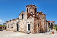 The church Agia Triada of Ancient Sikyon (Vasiliko), Greece
