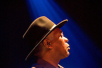 Amsterdam, The Netherlands, March 20, 2009. The Soul Legend, Booker T Jones and the MG's performed in the Melkweg in Amsterdam. Photo by Frits Meyst/Adventure4ever.com