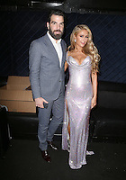 Hollywood, CA - February 19: Zachary Quinto, Paris Hilton, At 3rd Annual Hollywood Beauty Awards_Inside, At Avalon Hollywood In California on February 19, 2017. Credit: Faye Sadou/MediaPunch