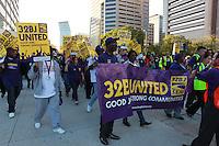Reinhard:SEIU 32 BJ Baltimore Rally