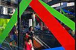 Estacao do metro. Sao Paulo. 2011. Foto de Juca Martins
