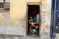 Pedicure, Havana, Cuba -Photo by Meryl Schenker