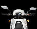 Zero Motorcycles S, studio shoot 2009. (photo Zero Motorcycles/Nippon News)