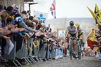 Ronde van Vlaanderen 2016 race