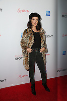 LOS ANGELES, CA - NOVEMBER 19:  Shenae Grimes attends the 3rd Annual Airbnb Open Spotlight on November 19, 2016 in Los Angeles, California.  (Credit: Parisa Afsahi/MediaPunch).