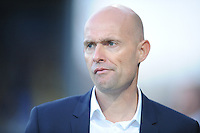 VOETBAL: LEEUWARDEN: 21-04-2016, Cambuurstadion, SC Cambuur - Willem II, uitslag 1-1, trainer/coach SC Cambuur Marcel Keijzer, foto Martin de Jong