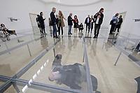 57th Art Biennale in Venice - Viva Arte Viva. Giardini.<br /> German Pavillion.<br /> Anne Imhof: Faust