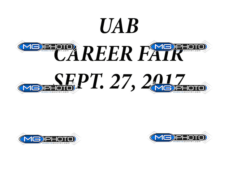 UAB CAREER FAIR SEPTEMBER 27,2016