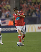 New England Revolution vs SL Benfica May 19 2010