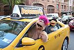 'AVENUE Q' - Taxi Cab