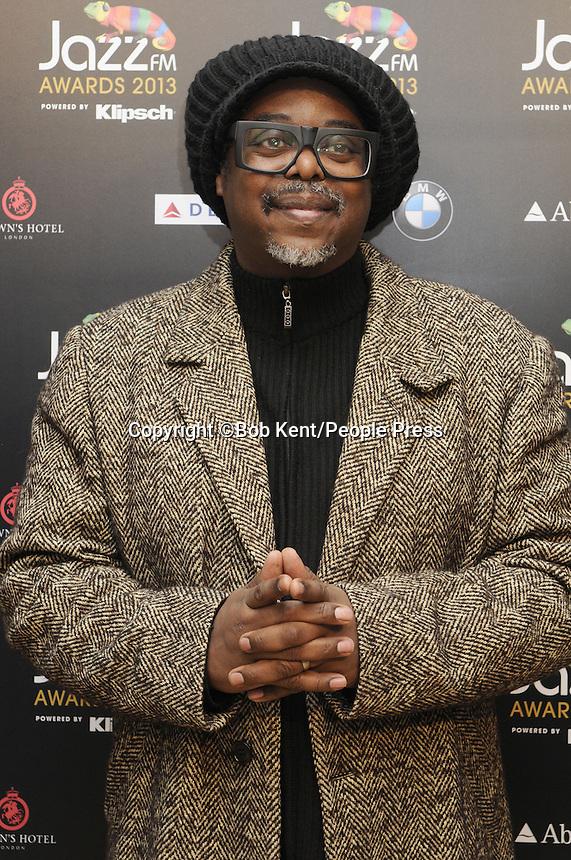 Jazz FM Awards at One Marylebone. London - 31st January 2013..Photo by Bob Kent