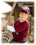 2011 Burlington American Maroons