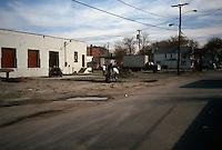 1991 March ..Conservation.MidTown Industrial...EXISTING BUSINESSES.SANDS PRODUCE.SOUTHEAST CORNER ELMWOOD...NEG#.NRHA#..