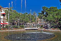 Grove, Shopping Center, Mall, Dancing Water Fountain, Fairfax District, Los Angeles, CA, Retail, Stores,