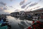 ISRAEL Tel Aviv<br /> An early morning at the Jaffa Port.