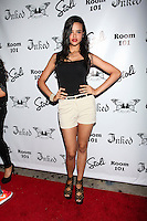 Samara Martins attends Inked Magazine release party celebrating August issue, New York. July 17, 2012 © Diego Corredor/MediaPunch Inc.