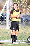 25 October 2012: Carly Malatskey. The United States Girl's Under-14 National Team (1988s) held a training camp at WakeMed Soccer Park in Cary, North Carolina.