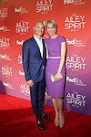 Gala Vice Chairs Chairman & Founder, TRB Advisors LP Eric Wallach and Daria Wallach Attend Alvin Ailey American Dance Theater-Ailey Spirit Gala 2015 Held at The David H. Koch Theater