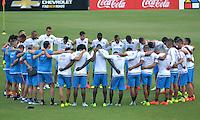 Colombia entrena en Barranquila , 30-08-2016