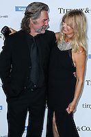 CULVER CITY, LOS ANGELES, CA, USA - NOVEMBER 08: Kurt Russell, Goldie Hawn arrive at the 3rd Annual Baby2Baby Gala held at The Book Bindery on November 8, 2014 in Culver City, Los Angeles, California, United States. (Photo by Xavier Collin/Celebrity Monitor)