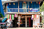 Pretty Building, Luang Prabang, Laos