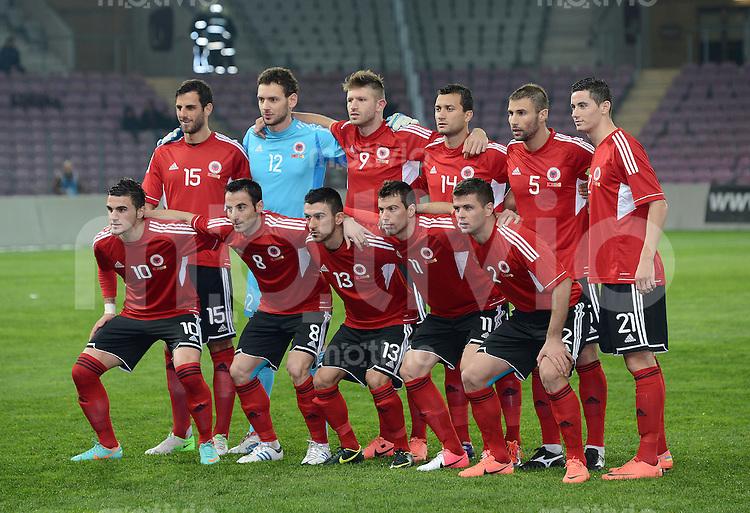 albanien fußball weltrangliste