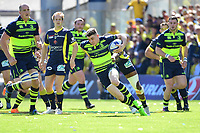 Garry Ringrose of Leinster during the European Champions Cup semi final match between AS Clermont and Leinster on April 23, 2017 in Clermont-Ferrand, France. (Photo by Dave Winter/Icon Sport)