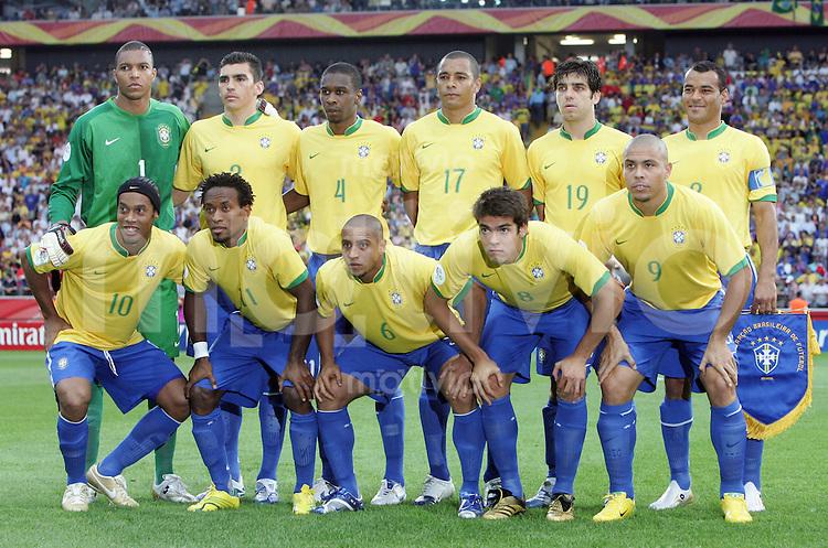 brasilien nationalmannschaft 2006