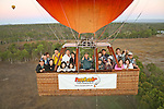 20100914 September 14 Cairns Hot Air Ballooning