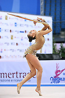 RITA MAMUN of Russia performs @ 2014 World Cup Pesaro, April 13th.