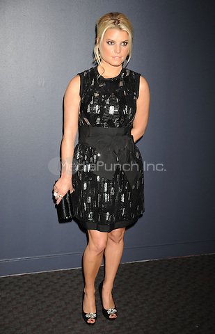 Jessica Simpson attends the 16th Annual QVC Presents FFANY Shoes On Sale event at Frederick P. Rose Hall, Jazz at Lincoln Center in New York, New York City. October 13, 2009 . Credit: Dennis Van Tine/MediaPunch