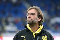 FUSSBALL   1. BUNDESLIGA   SAISON 2012/2013   17. SPIELTAG   TSG 1899 Hoffenheim - Borussia Dortmund      16.12.2012           Trainer Juergen Klopp (Borussia Dortmund)
