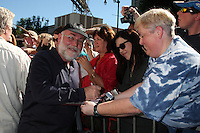 Robert C. Hall  at  the Hollywood Walk of Fame Star Ceremony for WIlliam Petersen in front of Musso's & Franks Resturant in Los Angeles, CA on .February 3, 2009.©2008 Kathy Hutchins / Hutchins Photo..