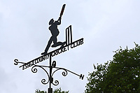 General view of the weather vane ahead of Essex CCC vs Hampshire CCC, Specsavers County Championship Division 1 Cricket at The Cloudfm County Ground on 19th May 2017