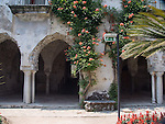 Villa Rufolo in Ravello, Amalfi Coast, Campania, Italy, Europe, World Heritage Site