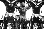 Charles Dixon on stage at the finals for the 2009 Olympia 202 competition in Las Vegas.