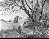 Views of Birr Castle & Observatory Ruins .02/04/1958