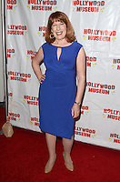 "HOLLYWOOD, CA - AUGUST 18:  Jeannie Russell at ""Child Stars - Then and Now"" Exhibit Opening at the Hollywood Museum on August 18, 2016 in Hollywood, California. Credit: David Edwards/MediaPunch"