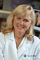 8/5/10 11:41:20 AM -- Boston , Massachusetts..Interview with Dr. Ann McKee.& Working Shots at Brain Bank.Photo by Vernon Doucette  for Boston University Photography