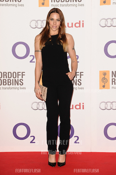 Mel C arriving for the Nordoff Robbins Silver Clef Awards 2012, London. 29/06/2012 Picture by: Steve Vas / Featureflash