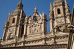 Real Clerica de San Marcos, University of Salamanca, Castile and Leon, Spain